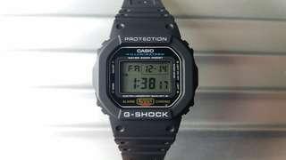Casio G-shock DW 5600E