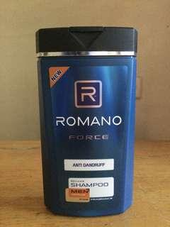 Shampoo Romano Force Anti Dandruff