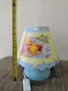 Pooh table lamp