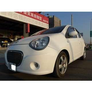 2012年 TOBE M Car 1.5 熊貓系都會小轎車 代步方便好停車 小資族首選