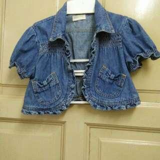 Denim Jacket / Cardigan