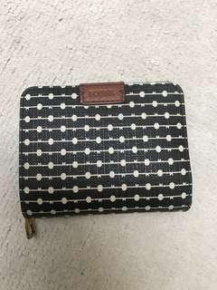 fossil emma bifold mini wallet