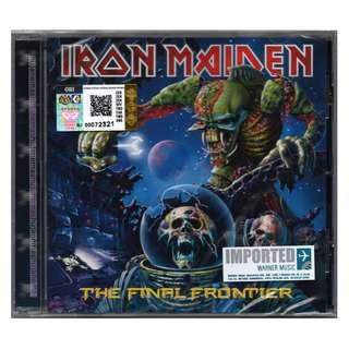 IRON MAIDEN - The Final Frontier 2010 CD (IMPORTED)