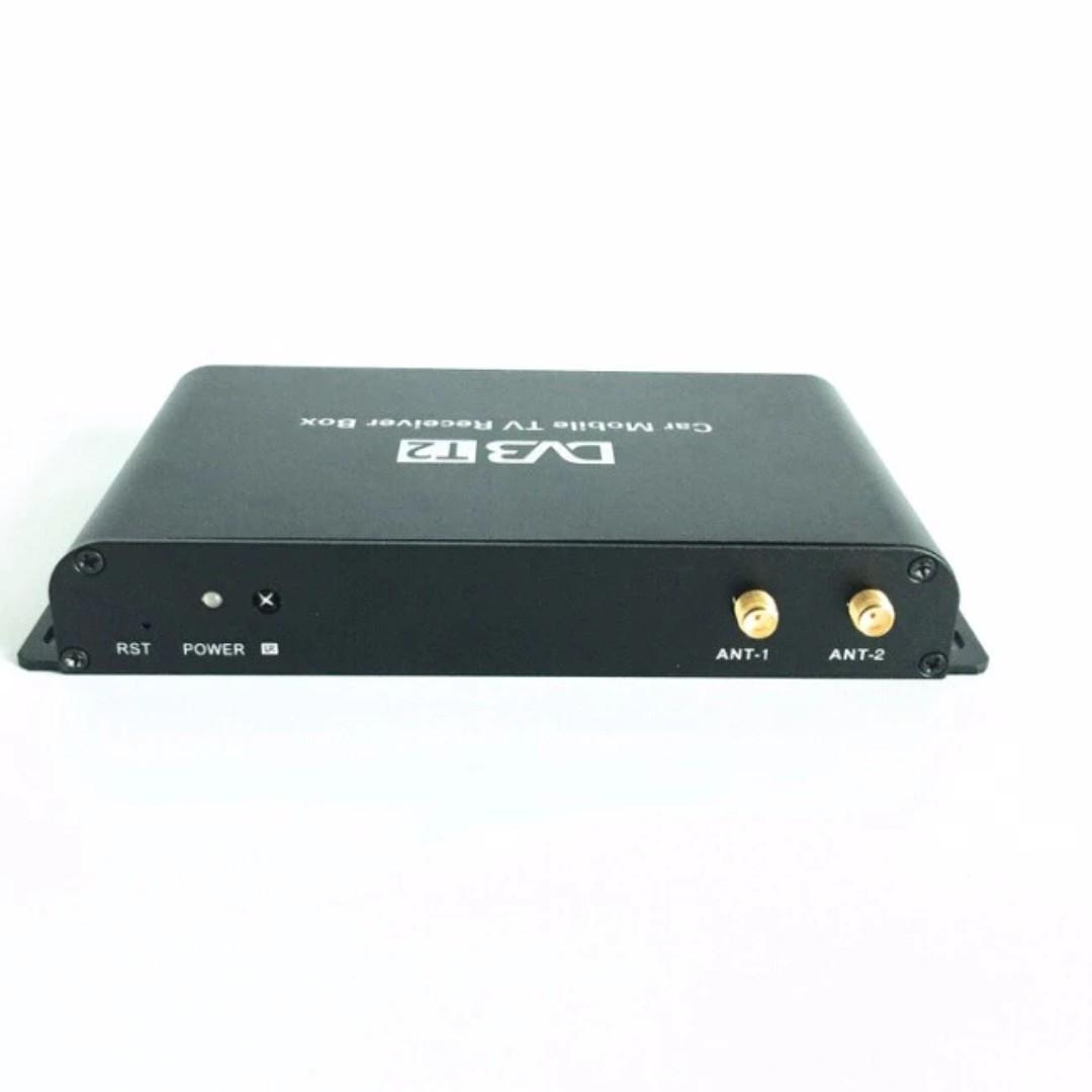 180-200km/h DVB-T2 Car 4 Antenna 4 Mobility Chip DVB T2 Car