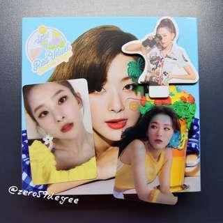 Red Velvet Summer Magic Seulgi Version Album