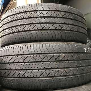 Pre-Owned Dunlop Sp Sports 270 215/55/17 Tyre