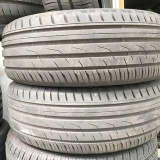Pre-Owned Toyo CF2 225/60/18 Tyre