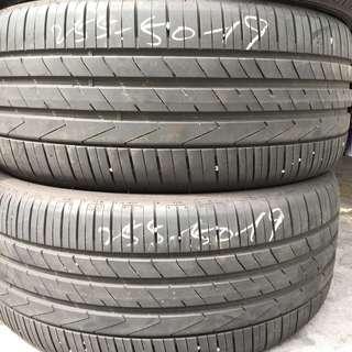 Pre-Owned Hankook 255/50/19 Tyre