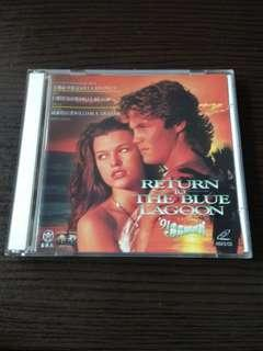 Return to The Blue Lagoon - VCD Movie