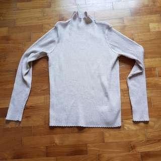 Long sleeved top from Uniqlo