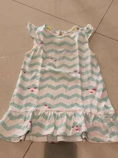 Zippy girl dress