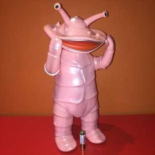 ★巨大系列 ★DX U.S.Toys カネゴン 食錢怪 Kanegon US Toys figure [鹹蛋超人Ultra Q 怪獸 錢多多 圓谷 TSUBURAYA 円谷 sofubi]可動 Marmit Bullmark action figure