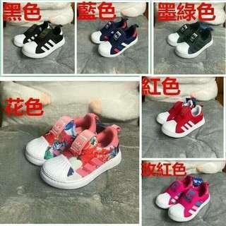 【代購】adidas三葉草貝殼童鞋🎉