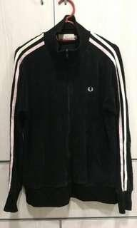 (S) Unisex Fred Perry Tracktop jacket