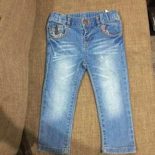 Zara skinny pants