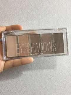 MAKE UP SALE! H&M Nude eyeshadow palette