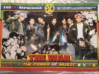 OFFICIAL KPOP POSTERS (EXO, SEVENTEEN, GOT7, MONSTA X)