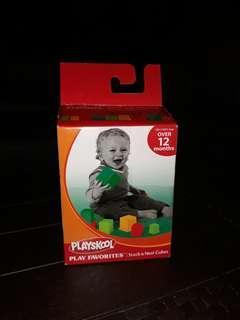 Mainan Motorik Anak merk Playskool eks kado