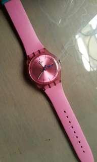 Swatch pink preloved