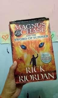 [English] The Sword of Summer, Rick Riordan