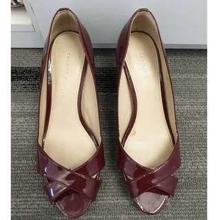 Charles & Keith Maroon - Authentic