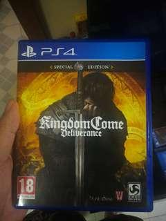 [trading] Kingdom come deliverance