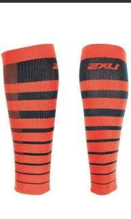 2xu strip calf sleeve