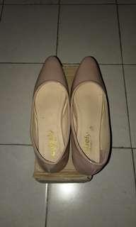 Flat Shoes Glossy