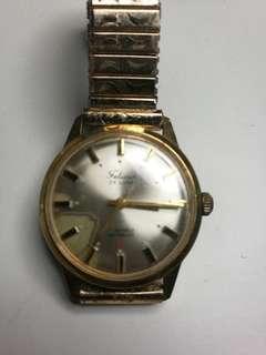 Restoration of watch dial