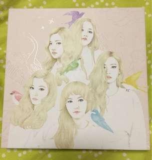 Red Velvet Ice Cream Cake ver album