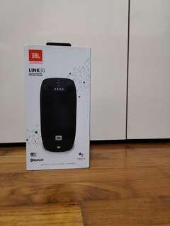 Link 10 JBL voice-activated portable speaker