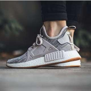 7e57914ed Adidas NMD XR1 Pink Light grey