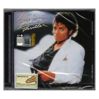 MICHAEL JACKSON - 2014 Thriller CD (IMPORTED)