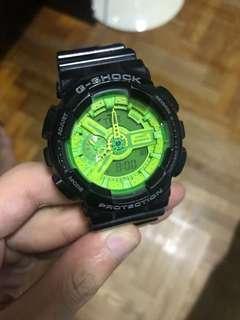 G Shock GA-110