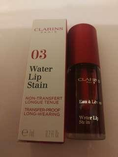 Clarins Water Lip Stain 7ml 03號色
