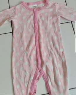 Jumper baby merck next 3sd 1thn good cndtion.only 25 rb