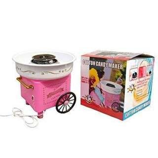 Retro Mini Cotton Candy Maker Grabber Floss Machine