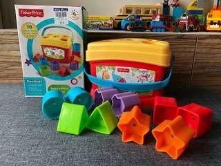 Fisher-Price Babys First Block