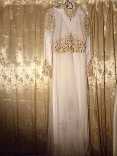 Tunang/Nikah/Dinner dress