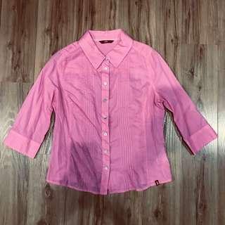 Pink shirt EDC