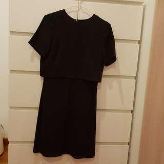 db5a5b42649a Oasis dress in anchor print, Women's Fashion, Clothes, Dresses ...