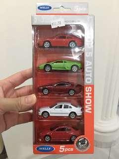 NEX Car Models