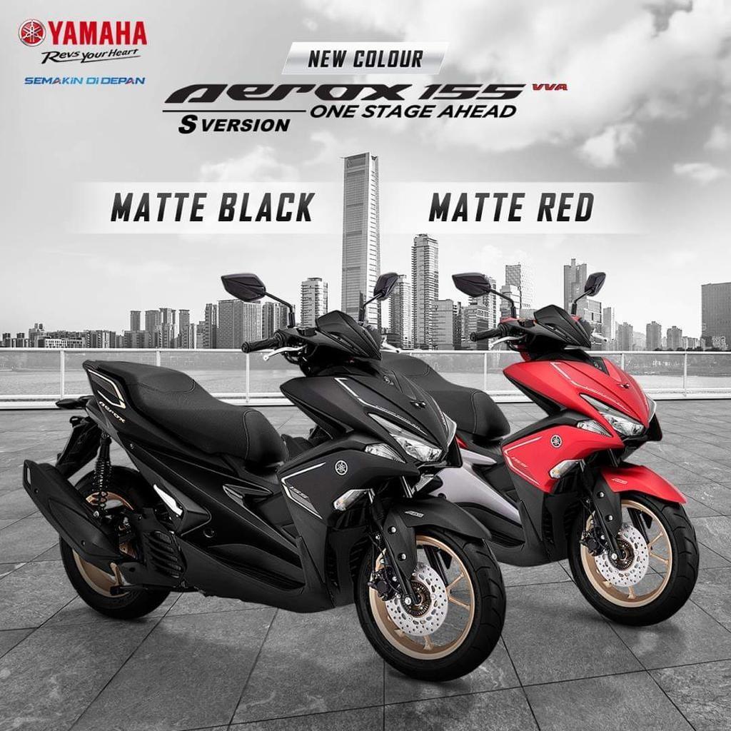 2019 Yamaha Aerox Agent Unit Motorbikes Motorbikes For Sale