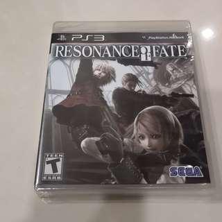 Resonance of Fate (PS3) (Brand New Sealed)