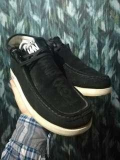 FGXX DNM WNP Suede Casual Boots