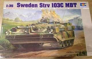 1/35 Sweden Strv 103C MBT
