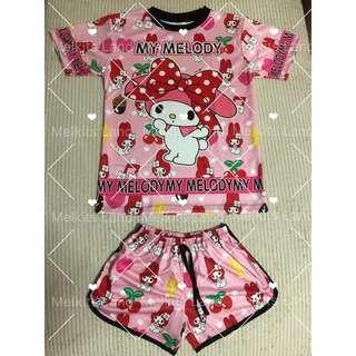 Melody Shirt and Pants Set