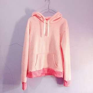[FREE ONGKIR] Pink Sweater by Live Love Dream