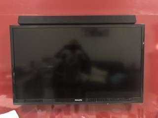 "Philip 42"" Full HD LED LCD TV"