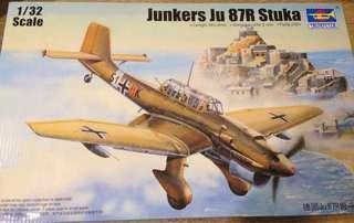 1/32 Junkers Ju-87R Stuka